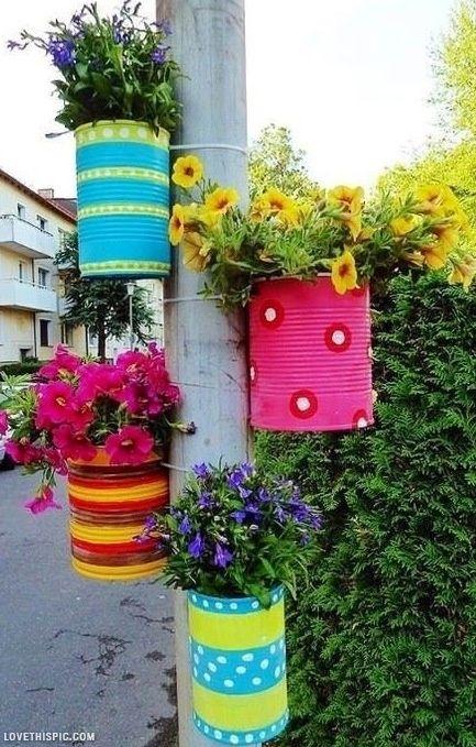 Απίστευτα Ελκυστικές Ιδέες που μπορείτε να εφαρμόσετε στον κήπο σας6