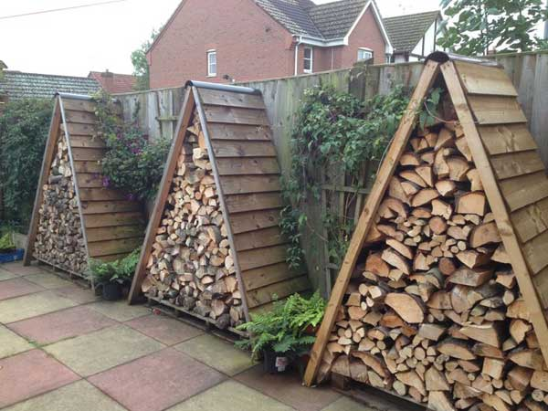 DIY λύσεις αποθηκευτικού χώρου για την αυλή και τον κήπο σας1