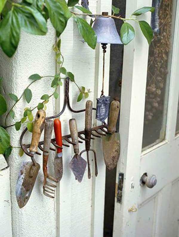 DIY λύσεις αποθηκευτικού χώρου για την αυλή και τον κήπο σας9