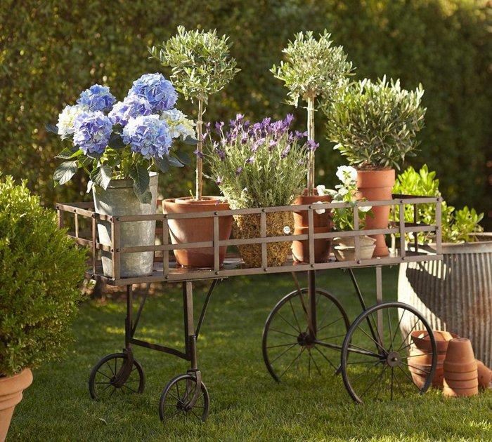Vintage Deco κάντε τον κήπος σας να φαίνεται γοητευτικός και υπέροχος