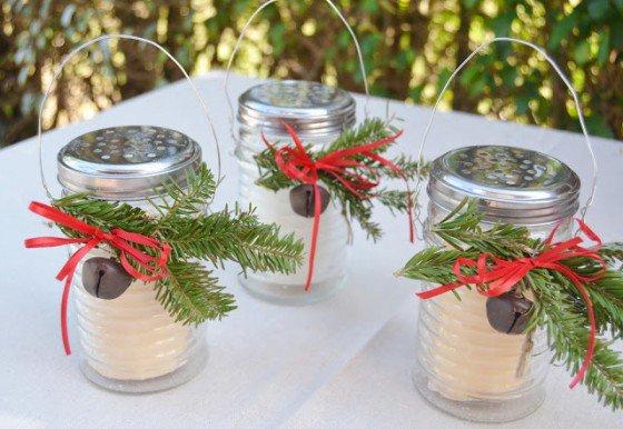 Diy κηροπήγια για τα Χριστούγεννα9