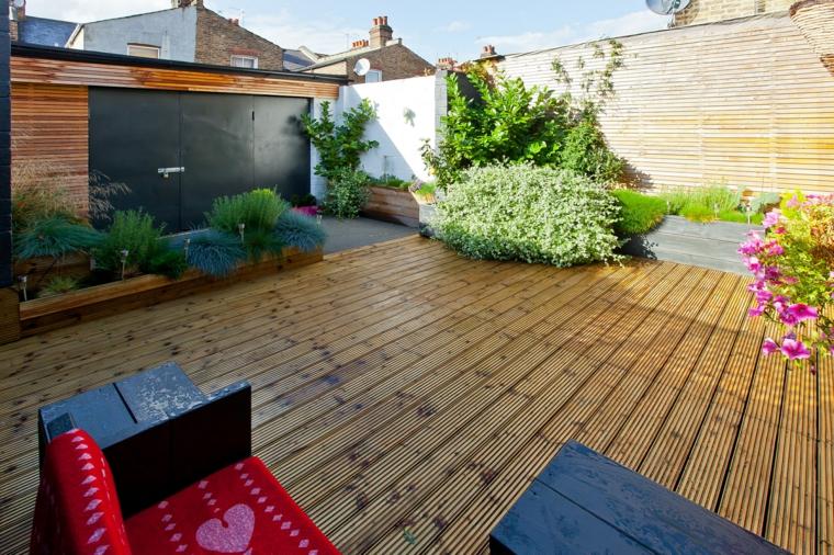Ανοιξιάτικη ανακαίνιση κήπου ιδέες (10)