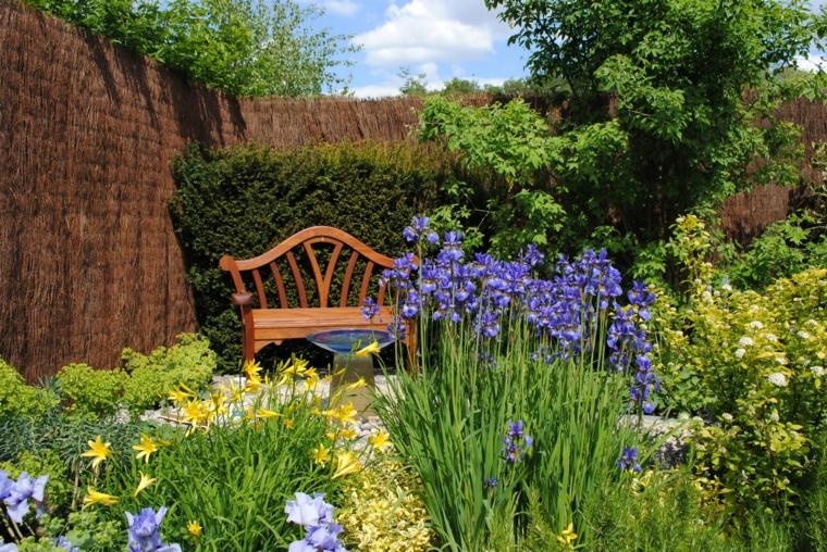 Ανοιξιάτικη ανακαίνιση κήπου ιδέες (11)