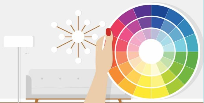 Xρώματα και διακόσμηση ιδέες4
