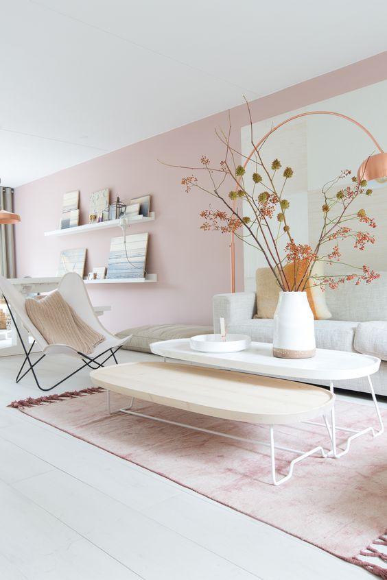 Παστέλ Ιδέες διακόσμησης σπιτιού για την άνοιξη5