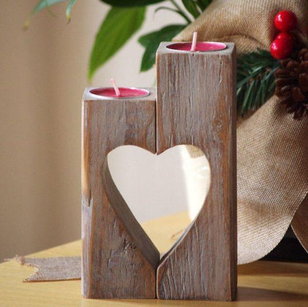 Diy με καρδιές για δημιουργικές διακοσμήσεις