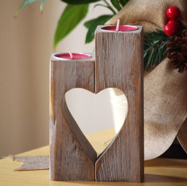 Diy με καρδιές για δημιουργικές διακοσμήσεις7