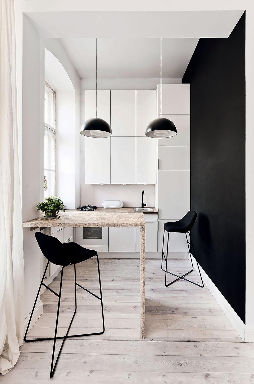 Iδέες σχεδιασμού μικρής κουζίνας26