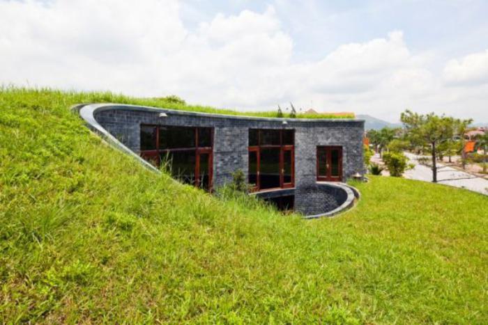 Πράσινη στέγη ιδέες23