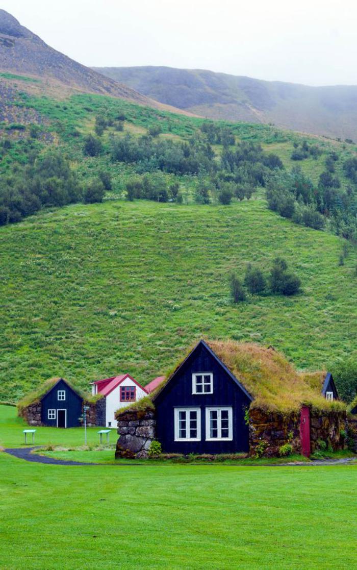 Πράσινη στέγη ιδέες34