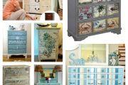 22 Ιδέες για να μεταμορφώσετε μια συρταριέρα σε παραθαλάσσιο και ναυτικό στυλ