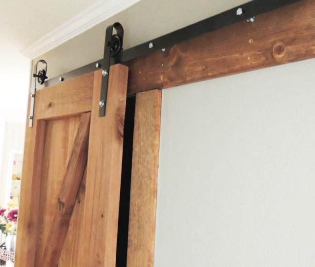 πόρτες αχυρώνα στη διακόσμηση2