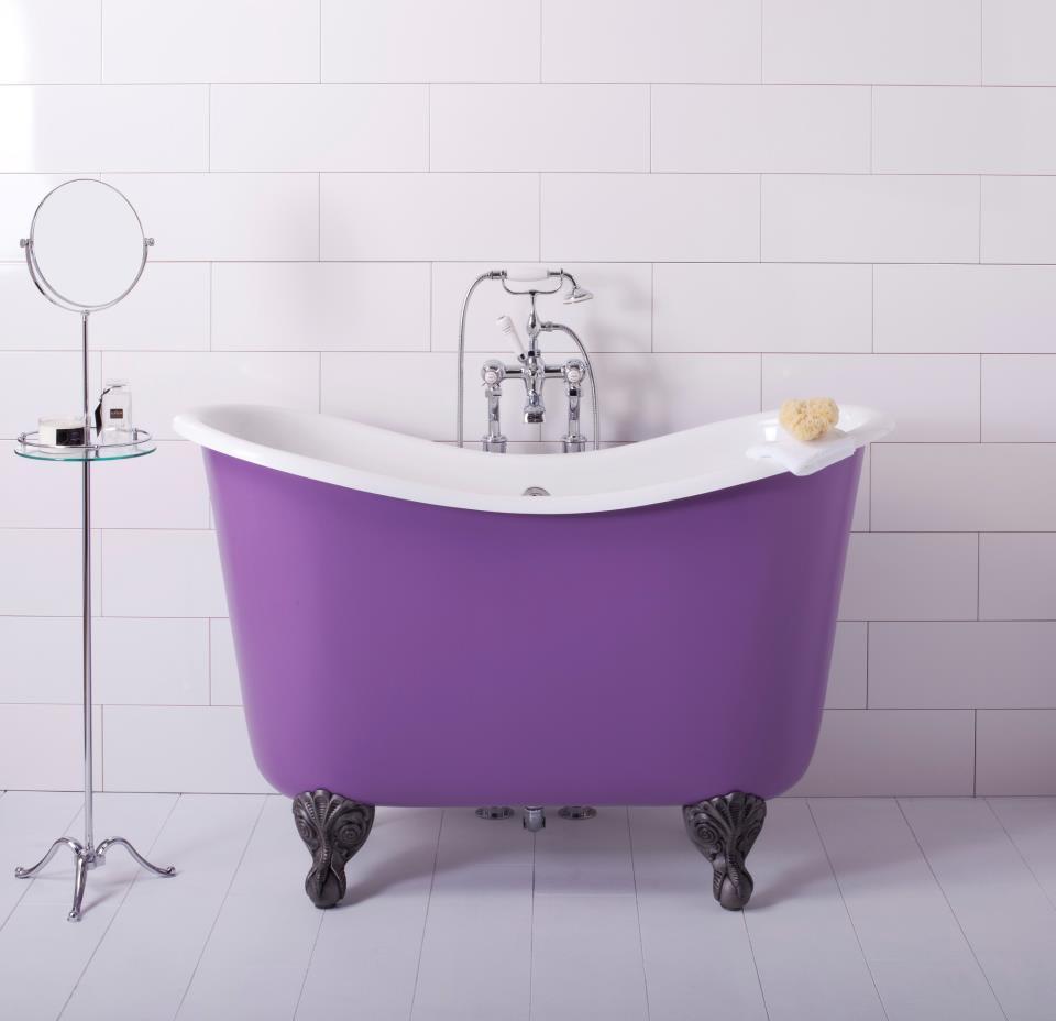 Μίνι μπανιέρες και ντους για μικρά μπάνια