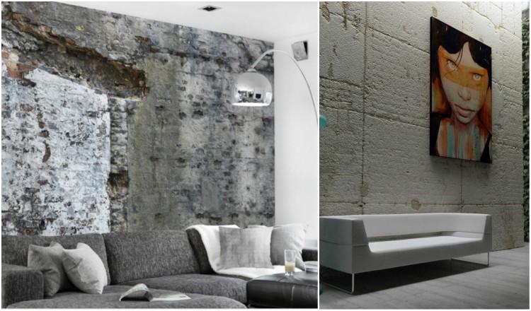 70 Ιδέες για σχεδιασμό τοίχου - παραδείγματα για το πώς να ενισχύσετε την διακόσμηση σας