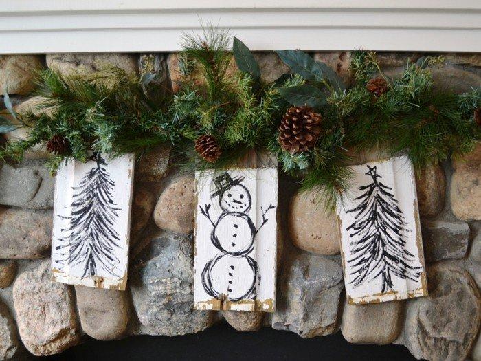Πρωτότυπες Χριστουγεννιάτικες ιδέες διακόσμησης και πώς να δημιουργήσετε εορταστική ατμόσφαιρα