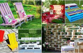 Chill out ιδέες από παλέτες για να δημιουργήσετε χώρους χαλάρωσης και άνεσης