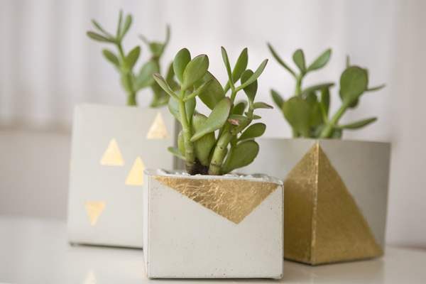 DIY διακοσμητικές ιδέες με τσιμέντο14