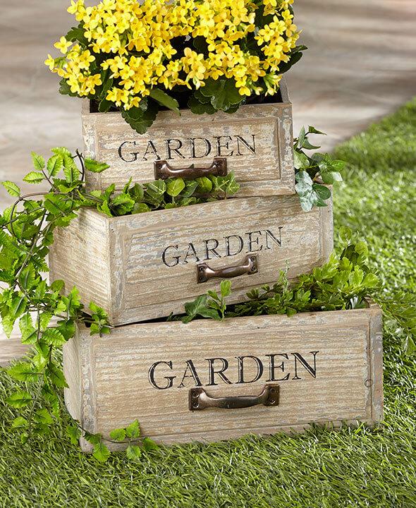 Vintage ιδέες διακόσμησης κήπου26