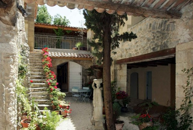 Μεσογειακός κήπος ιδέες6