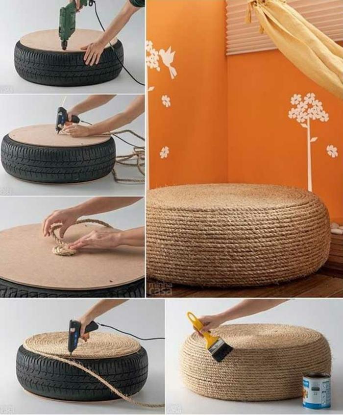 DIY ιδέες διακόσμησης από σχοινί43