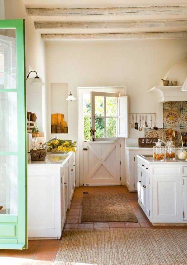 ρουστίκ, χωριάτικη διακόσμηση κουζίνας20