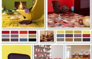 Φωτεινά χρώματα του φθινοπώρου: 25 παραλλαγές αρμονικών συνδυασμών χρωμάτων για ένα υπέροχο εσωτερικό