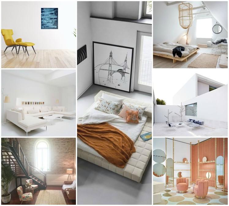 62 Εύκολες και δροσερές ιδέεςμινιμαλιστικού εσωτερικού σχεδιασμού για να δώσετε στο σπίτι σας ένα vibe φρεσκάδας