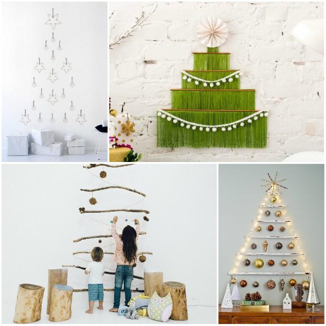 Πώς να φτιάξετε ένα πρωτότυπο DIY χριστουγεννιάτικο δέντρο