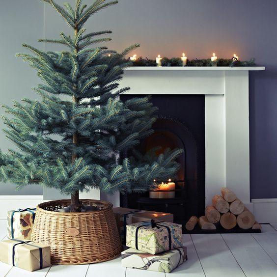 Σκανδιναβικό Χριστουγεννιάτικο δέντρο2