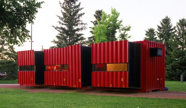 σπίτια από κοντέινερ μεταφοράς εμπορευμάτων28