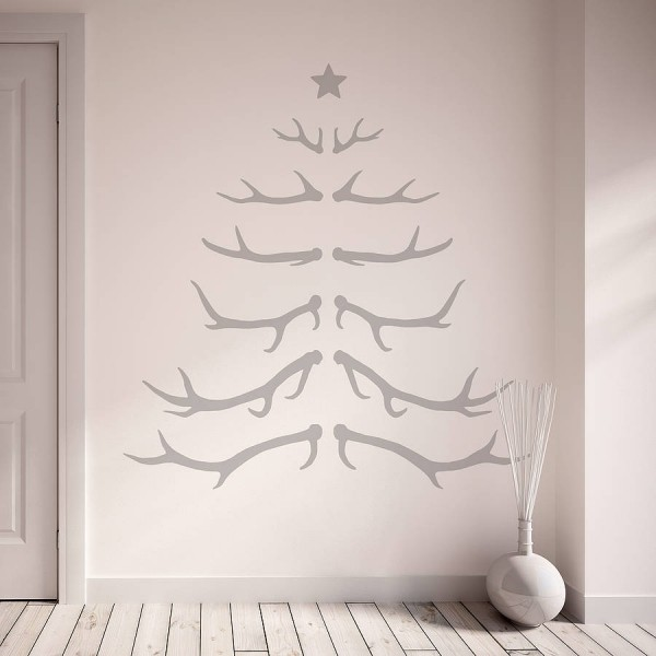 DIY χριστουγεννιάτικα δέντρα13