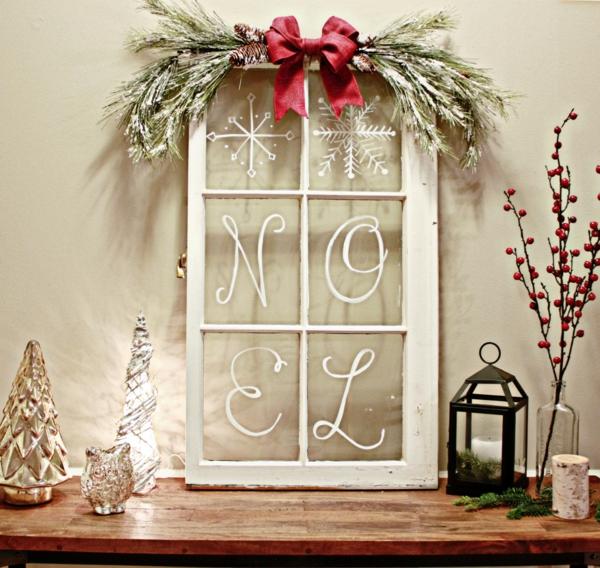 Rustic χωριάτικη Χριστουγεννιάτικη διακόσμηση36