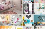 Diy διακόσμηση νεανικών δωματίων - Κεφάτες ιδέες μεταμόρφωσης από το δάπεδο μέχρι την οροφή