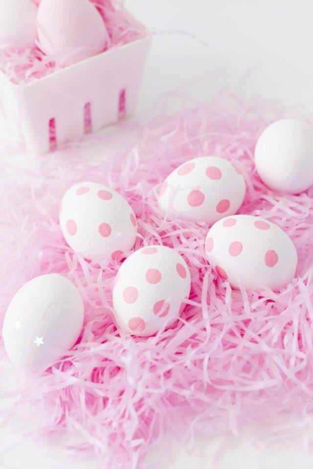 texnotropieskaidiakosmisi - αυγά από φελιζόλ για το Πάσχα15