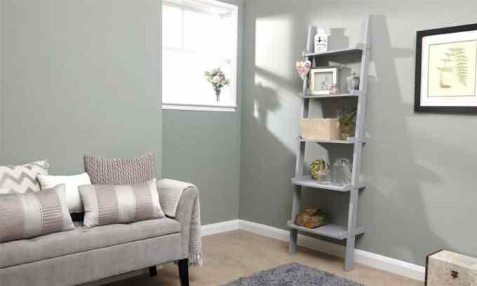 Ιδέες ραφιών με σκάλες4