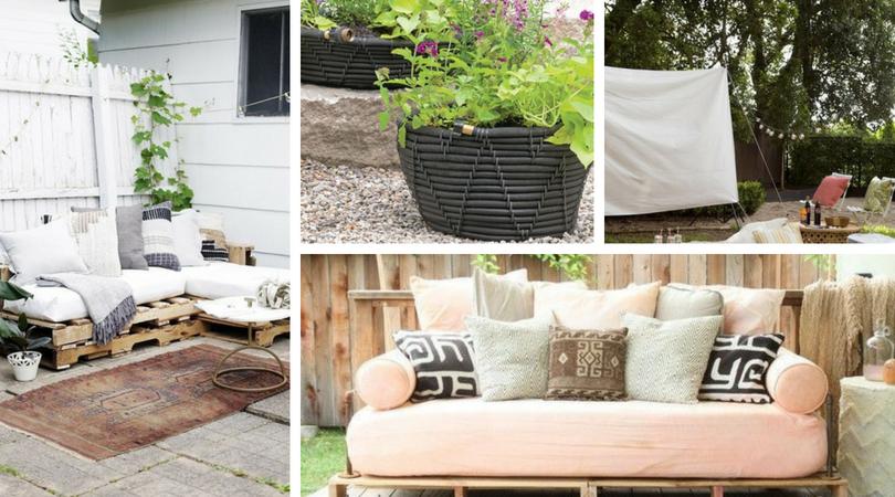 12 Απλοί τρόποι να μετατρέψεις την αυλή σου σε μια μαγευτική και άνετη όαση