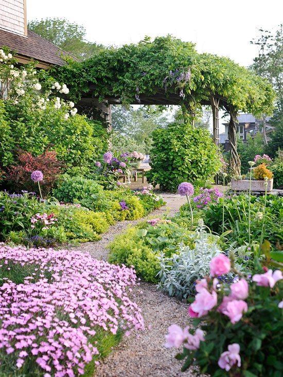 σχεδιάστε ένα μοναδικό στυλ κήπου2