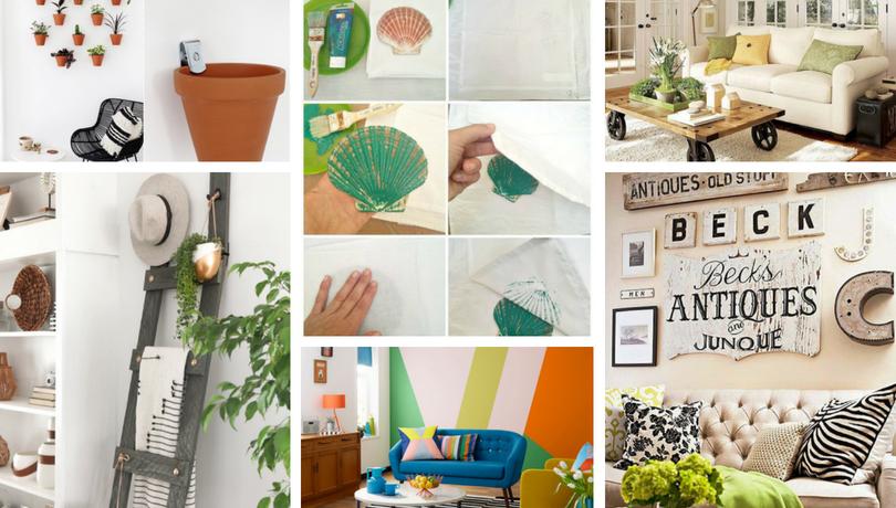Απίθανες ιδέες για ένα μοντέρνο, λειτουργικό και ζωντανό καλοκαιρινό ντεκόρ στο σπίτι σας