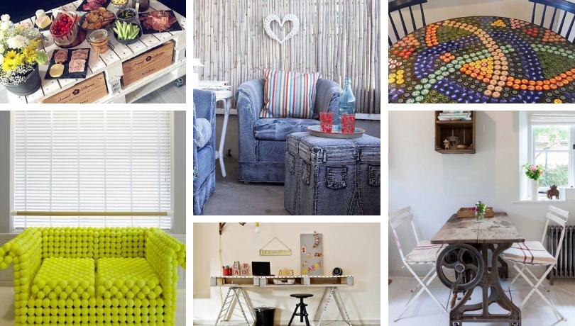 45 Απίθανες DIY ιδέες με ανακυκλωμένα έπιπλα
