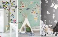 Δείτε τα 88 πιο cool σχέδια παιδικών δωματίων για την χρονιά που πέρασε
