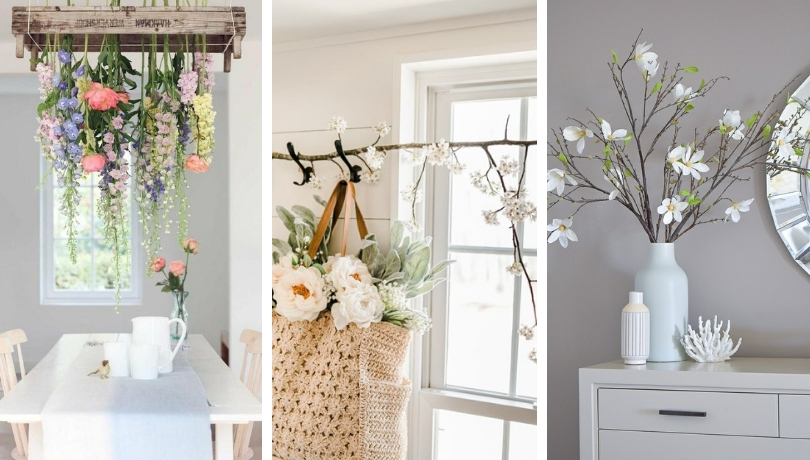 Όμορφες ιδέες ανοιξιάτικης Πασχαλινής διακόσμησης που μπορείτε να έχετε και μετά το Πάσχα