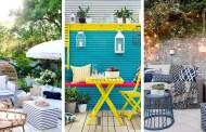 Οι καλύτερες ιδέες επίπλων εξωτερικού χώρου - 25 φανταστικές προτάσεις που μπορείτε να δοκιμάσετε αυτό το καλοκαίρι