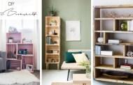 DIY Βιβλιοθήκες και ραφίερες από παλέτες ή ξύλινα κιβώτια: δημιουργικές ιδέες για έπιπλα κορυφαίας αποθήκευσης