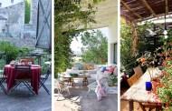 25 βεράντες εξοχικών σπιτιών που μας κάνουν κυριολεκτικά να ονειρευόμαστε