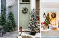 Εξαιρετικές διακοσμήσεις κήπου - αυλής για τα Χριστούγεννα για περισσότερη διασκέδαση φέτος