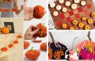 Οι καλύτερες 35 DIY Ιδέες για διακόσμηση το Φθινόπωρο