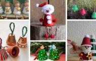 Διασκεδαστικές Χριστουγεννιάτικες DIY κατασκευές και διακοσμήσεις με γλάστρες