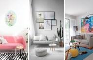 Μικρός καναπές για μικρούς χώρους με μεγάλη λειτουργικότητα και αισθητική