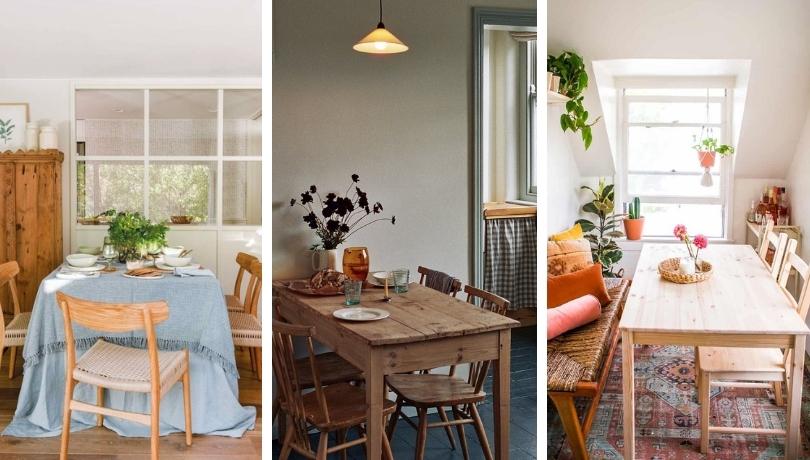 Σχεδιασμός τραπεζαρίας σε μικρό χώρο 30 ιδέες για μεγάλη απόλαυση