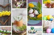 64 Φανταστικές και εύκολες DIY ιδέες για μια όμορφη Πασχαλινή διακόσμηση